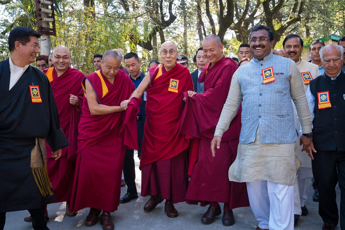 Hhdl With French President
