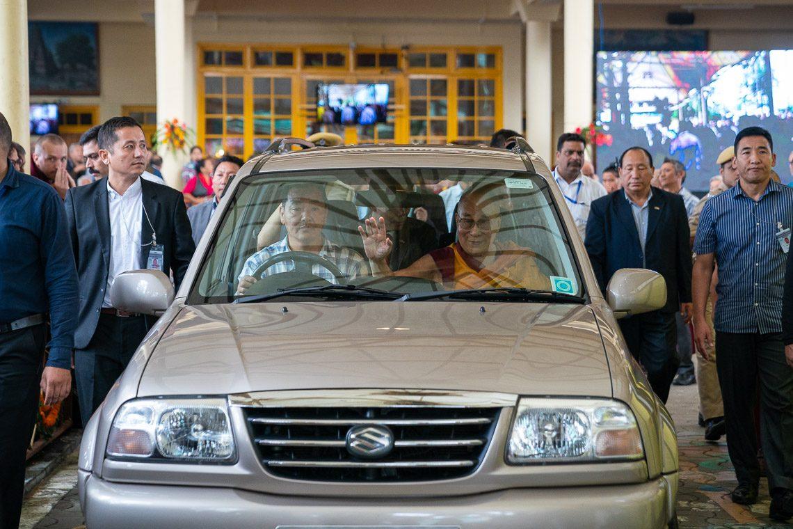 World Leader 007 Nov 28 2003 Mikhail Gorbachev Former President Of Ussr Rome